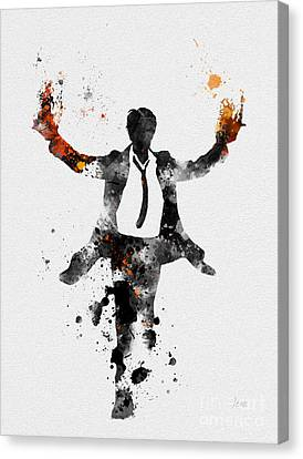 Constantine Canvas Print by Rebecca Jenkins