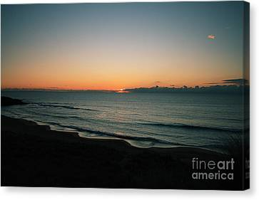 Constantine Sunset Canvas Print by Carl Whitfield