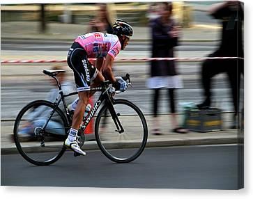 Contador Street Racer Canvas Print