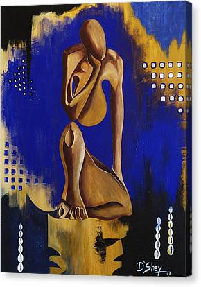 Contemplation Canvas Print by Don MacCarthy