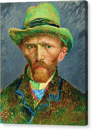 Contemporary 2 Van Gogh Canvas Print