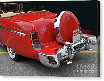 Canvas Print featuring the photograph Continental Kit by Bill Thomson