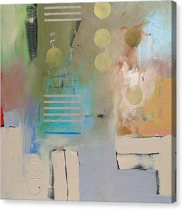 Conundrum  Canvas Print by Linda Monfort
