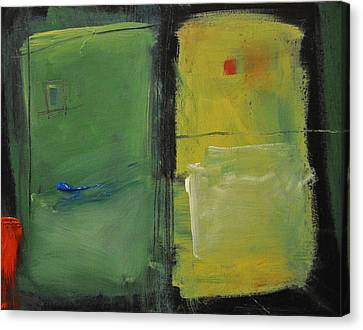 Conversation With Rothko Canvas Print by Tim Nyberg
