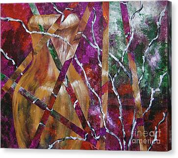 Conversion Canvas Print by Josie Duff