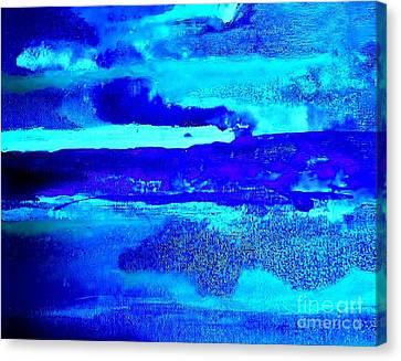 Monotone Canvas Print - Conversion by Marsha Heiken