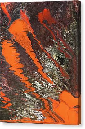 Convey Canvas Print