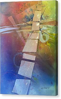 Conveyance Canvas Print by Kris Parins