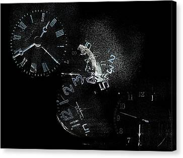 Convincing Illusions Canvas Print by Another Dimension Art