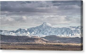 Cookes Peak Canvas Print