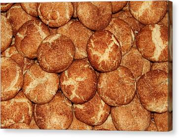 Cookies 170 Canvas Print by Michael Fryd