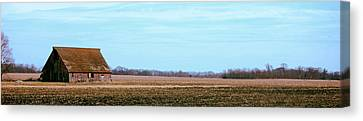 Cool Spring Sky Canvas Print by Jame Hayes