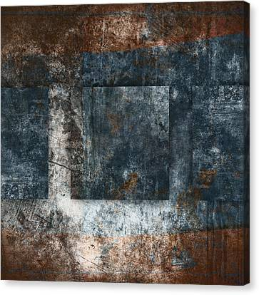 Copper Finish 1 Canvas Print by Carol Leigh