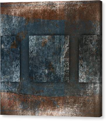 Copper Finish 2 Canvas Print by Carol Leigh