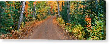 Copper Harbor, Autumn, Keweenaw Canvas Print by Panoramic Images
