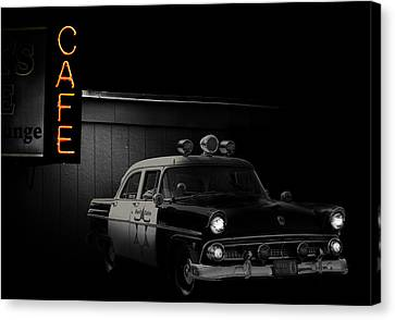 Coppers Canvas Print by Bill Dutting