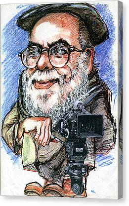Francis Ford Coppola Canvas Print