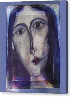 Coptic Canvas Print by Noredin Morgan