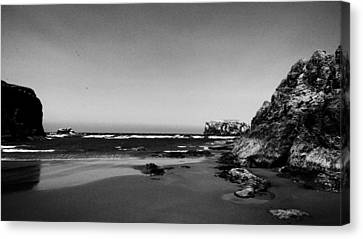 Coquille Point II Canvas Print