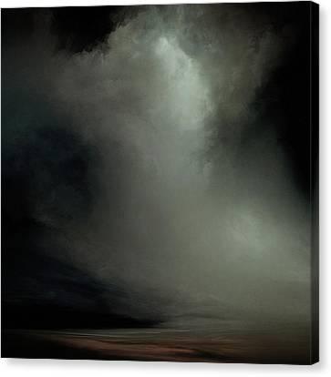 Coral - Dark Canvas Print