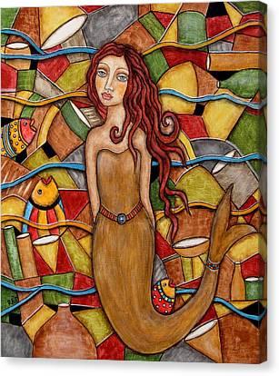 Cordelia Canvas Print by Rain Ririn