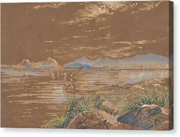 Corfu Canvas Print