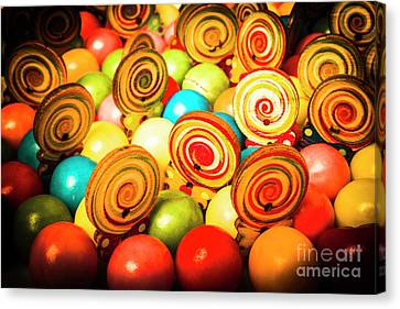 Junk Canvas Print - Corner Store Candies  by Jorgo Photography - Wall Art Gallery