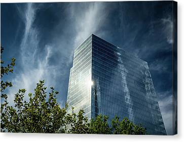 Canvas Print - Corporate by James Barber