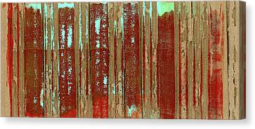 Corrugation Canvas Print by Carol Leigh
