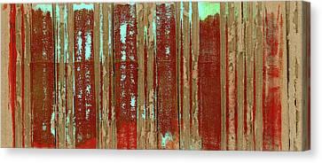 Corrugation Canvas Print by Carol Leigh