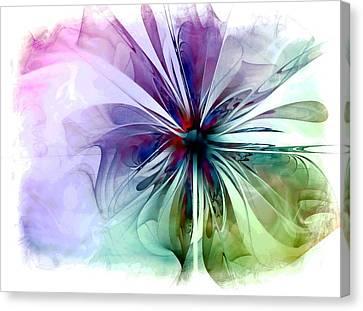 Corsage Canvas Print by Amanda Moore