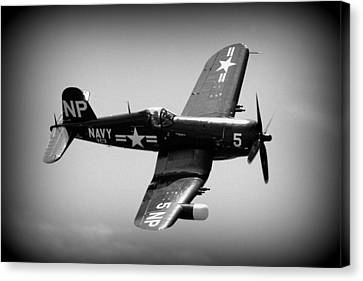 Corsair Flight Canvas Print