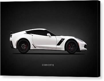 Corvette Z06 Canvas Print
