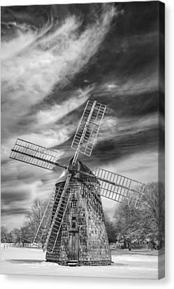 Corwith Windmill Long Island Ny II Canvas Print