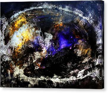 Cosmic Dream  45x60 Prints Modern Paintings Abstract Art Original Canvas Print by Robert R Splashy Art Abstract Paintings