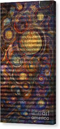 Cosmos Canvas Print by Dan Earle