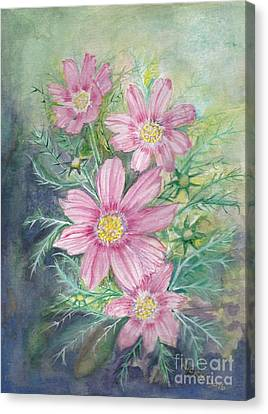 Cosmos - Painting Canvas Print