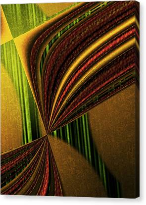Counterpoint Canvas Print - Counterpoint 3 by Vic Eberly
