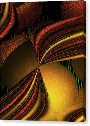Counterpoint Canvas Print - Counterpoint 4 by Vic Eberly