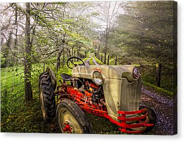 Country Ford Canvas Print