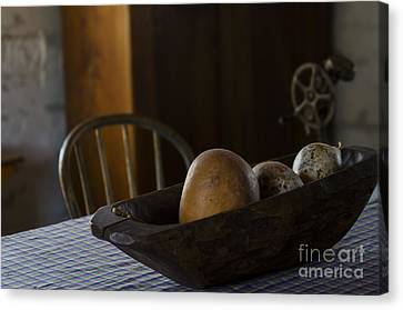 Country Kitchen Canvas Print by Andrea Silies