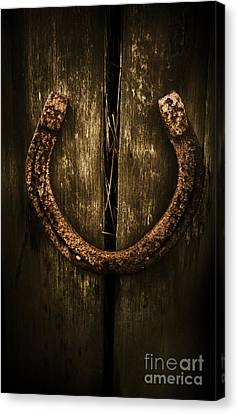 Country Luck Canvas Print by Jorgo Photography - Wall Art Gallery