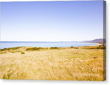 Country Meets Ocean  Canvas Print by Jorgo Photography - Wall Art Gallery