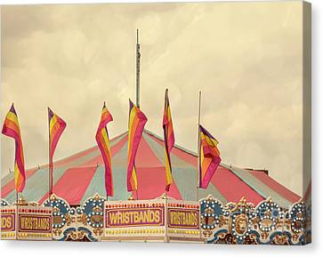 County Fair Canvas Print by Juli Scalzi
