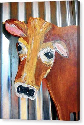 Cows 4 Canvas Print