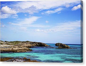 Cozumel Mexico Canvas Print by Marlo Horne