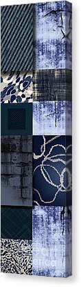 Cracked Canvas Print by Ramneek Narang