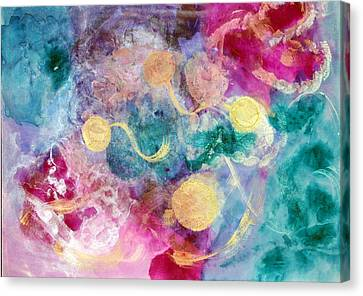 Creation  Canvas Print by Don  Wright