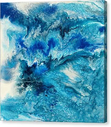 Creation Canvas Print by Paul Tokarski