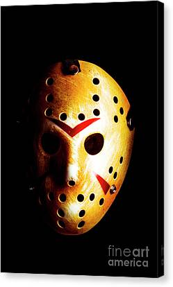 Creepy Keeper Canvas Print by Jorgo Photography - Wall Art Gallery